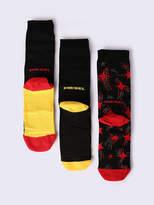 Diesel Socks and Hosiery 0HARZ - Black - L