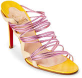 Christian Louboutin Frescobaldi Strappy High Heel Sandals
