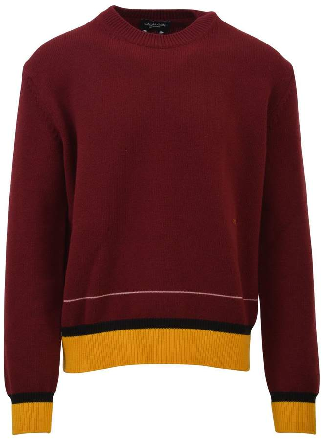 Calvin Klein Two-coloured Jumper