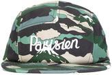 MAISON KITSUNÉ camouflage cap