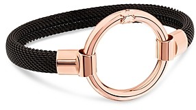 Tous 18K Rose Gold-Plated Sterling Silver Hold Cuff Bracelet