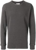 Universal Works striped long sleeve T-shirt