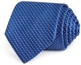 BOSS Textured Circle Dot Classic Tie