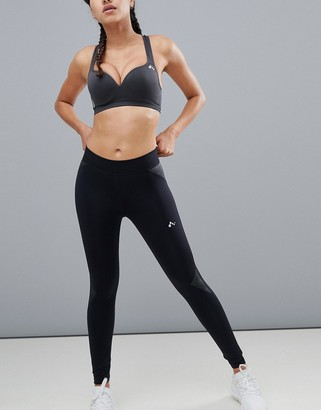 Only Play Breathable Sculpting Leggings-Black