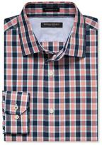Banana Republic Camden-Fit Non-Iron Multi Check Shirt