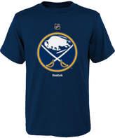 Reebok Boys' Buffalo Sabres Primary Logo T-Shirt, Big Boys (8-20)
