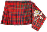 John Galliano Tartan skirt
