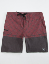 Rusty Mobbing Mens Boardshorts