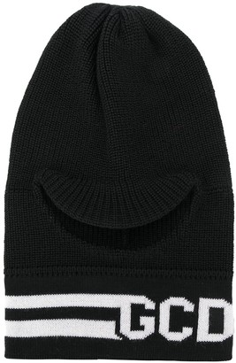 GCDS Knitted Logo Hat
