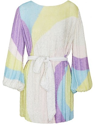 retrofete Grace Sequins Dress