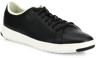 Cole Haan GrandPro Tennis Leather Sneakers