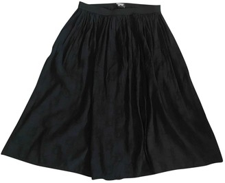 Karl Lagerfeld Paris Marc John Black Skirt for Women