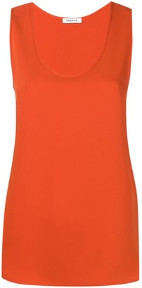 P.A.R.O.S.H. scoop neck top