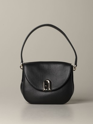 Furla Mini Bag Bag In Textured Leather