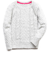 Forever 21 Cozy Cable Knit Sweater (Kids)