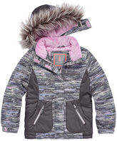 Free Country Girls Heavyweight Parka-Big Kid