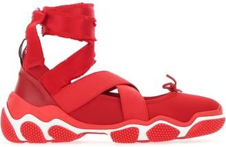 RED Valentino Redballet Sneakers