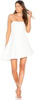 Keepsake Light Out Mini Dress