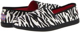 Skechers Bobs World - Encourage (Zebra) - Footwear