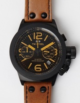 TW Steel Canteen Leather Chronograph 45mm