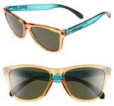 Oakley Women's 'Frogskins(TM)' 55Mm Sunglasses - Surf Ochre/ Dark Grey