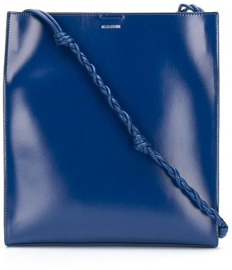 Jil Sander Tangle braided strap crossbody bag