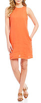 Tommy Bahama Two Palm Sleeveless Short Dress