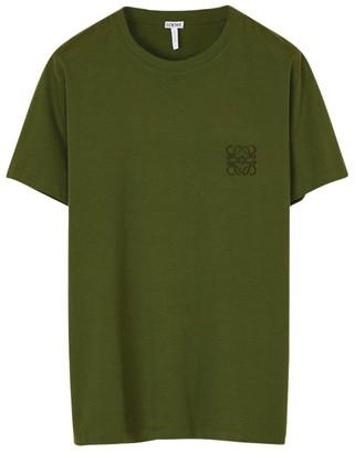 Loewe Cotton Anagram T-Shirt