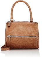 Givenchy Women's Pandora Pepe Small Messenger Bag-BROWN