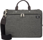 Jack Spade Men's Slim Supply Briefcase-GREY