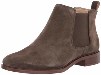 Clarks womens Taylor Shine Chelsea Boot