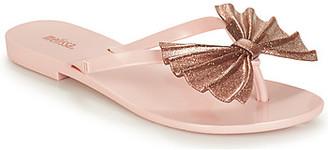 Melissa HARMONIC BOW VI women's Flip flops / Sandals (Shoes) in Pink