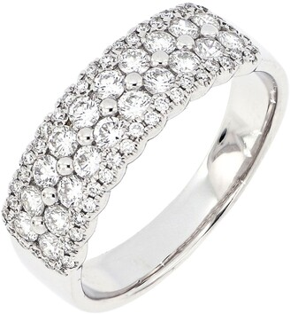 Bony Levy Audrey Classic Lux Diamond Wide Band Ring