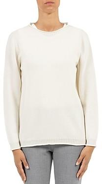 Peserico Raw Edge Sweater