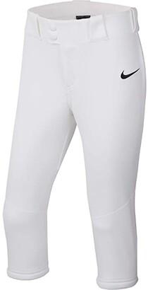 Nike Kids Vapor Select Pants (Little Kids/Big Kids) (Team Blue Grey/Team Black) Girl's Clothing