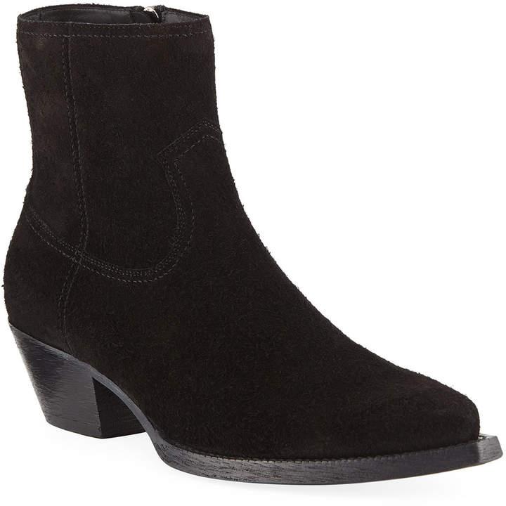 bcedbafbca3 Men's Lukas Western Suede Boots