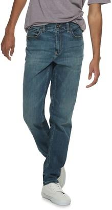 Men's Urban Pipeline Ultraflex Tapered-Fit Stretch Jeans