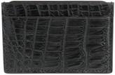 Royce New York RFID-Blocking Alligator Card Case