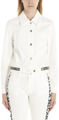 Stella McCartney Logo Denim Jacket