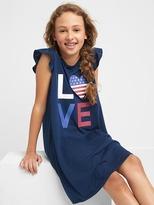 Gap Jersey flutter nightgown