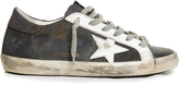 Golden Goose Deluxe Brand Super Star low-top denim trainers