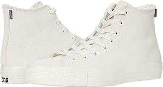 Converse Skate Chuck Taylor(r) All Star(r) Pro Suede Hi (Egret/Egret/Egret) Skate Shoes