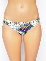 Oasis Floral Blossom Bikini Bottom