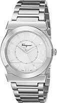 Salvatore Ferragamo Men's FI0990014 Vega Stainless Steel Watch