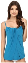 Miraclesuit Solid Separates Jubilee Tankini Top