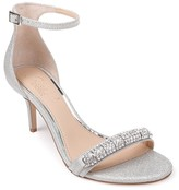 Badgley Mischka Randy Embellished Sandal