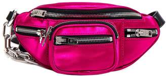 Alexander Wang Double Zip Chain Strap Belt Bag