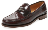 Gucci Leather Penny Loafer