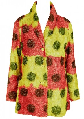 Issey Miyake Multicolour Faux fur Jackets
