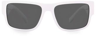 Versace Rock Icons 58MM Square Sunglasses
